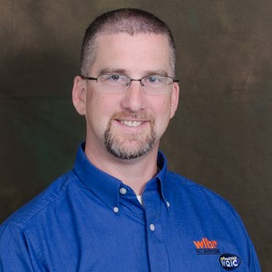 Tim Ritchie, Sales Manager